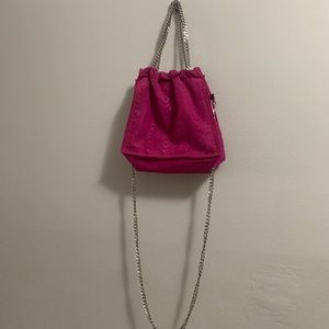 Zara Mini Pink bag